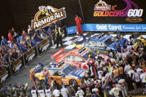 supercar podium