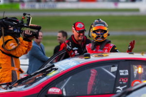 supercar race winner