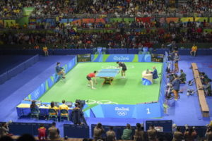 table tennis at the olympics