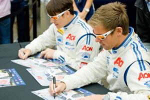 touring car drivers