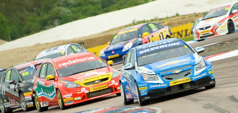 touring car race