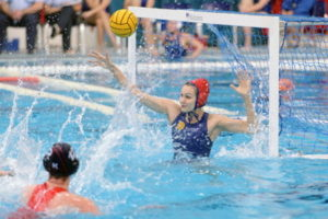 water polo womens match