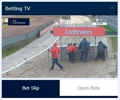 William Hill Bet TV