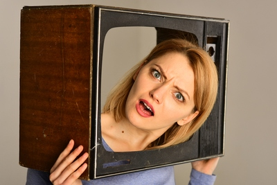 Woman in Television