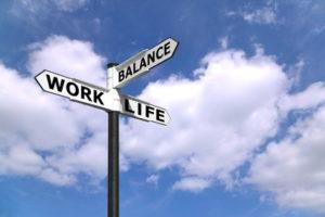 work life balance signs