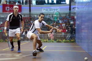 world squash championships mens match